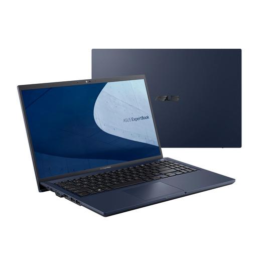 Portatil Asus ExpertBook B1 B1500CEAE-EJ0383R i5-1135G7 8GB 512GB SSD 15.6' w10pro Negro Estrella