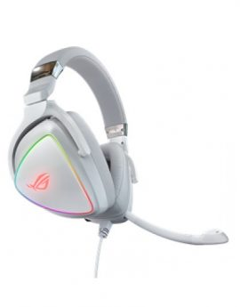 Auriculares Gaming Asus Rog Delta White