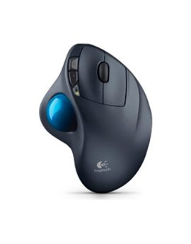 Mouse raton logitech trackball m570 laser wireless
