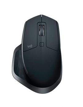 Mouse Logitech Mx Master 2s Laser Wireless Unifying Y Bluetooth Grafito P/n:910-005139