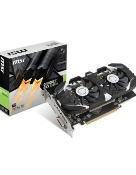 Vga MSI GeForce GTX 1050Ti 4GT OC 4GB GDDR5