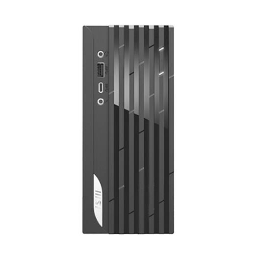 MSI PRO DP20Z 5M-001BEU 2.6L tamaño PC Negro AMD Knoll X300 Barebone para Ryzen 5000 series