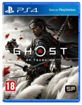 Juego Sony PS4 Ghost Of Tsushima