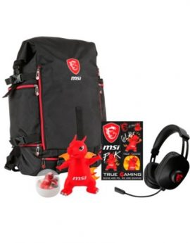 Pack MSI Dragon Fever GT