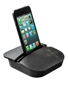 Altavoces Logitech Mobile Speakphone P710e Kit Manos Libres Bluetooth P/n:980-000742