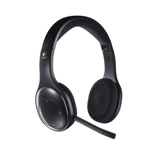 Logitech H800 Auriculares Diadema con micrófono Bluetooth Negro