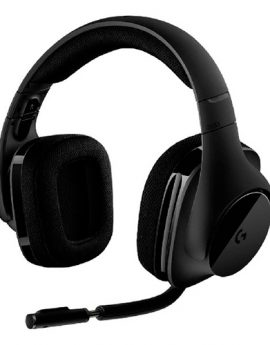 Headset Logitech  Wireless Gaming  G533 P/n: 981-000605