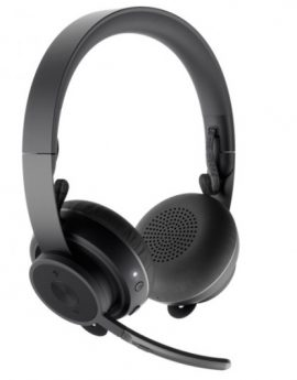 Logitech Zone Wireless Graphite Auriculares Bluetooth con Micrófono