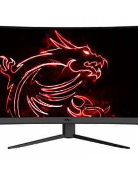"Monitor MSI Optix G27CQ4 27"" WideQuadHD 165hz 1ms curvo"