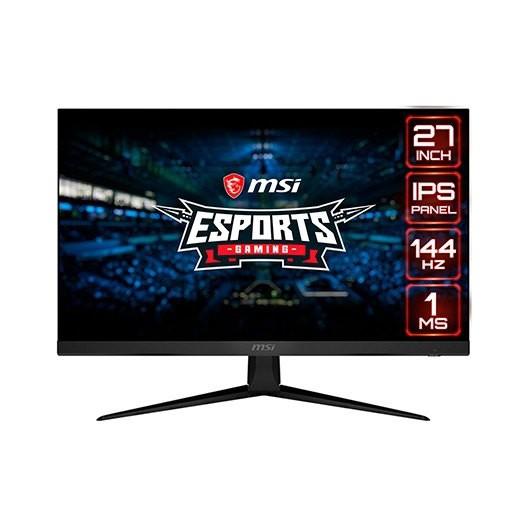 "Monitor MSI Optix G271 27"" LED IPS FullHD 144Hz FreeSync"