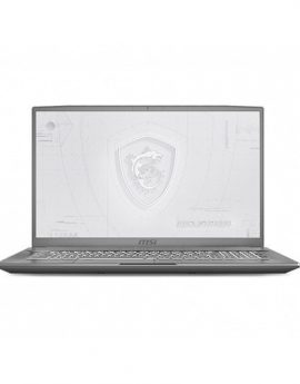 Portatil Workstation MSI WF75 10TI-210ES i7-10750H 32GB 1TB SSD Quadro T1000 4gb 17.3' w10pro Gris