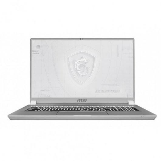 Portatil MSI WS75 10TL-650ES i7-10875H 32GB 1TB SSD QuadroRTX4000 8gb 17.3' w10pro Gris