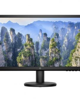 Monitor HP V24 9SV73AA 24' LED FullHD -  cable hdmi incluido