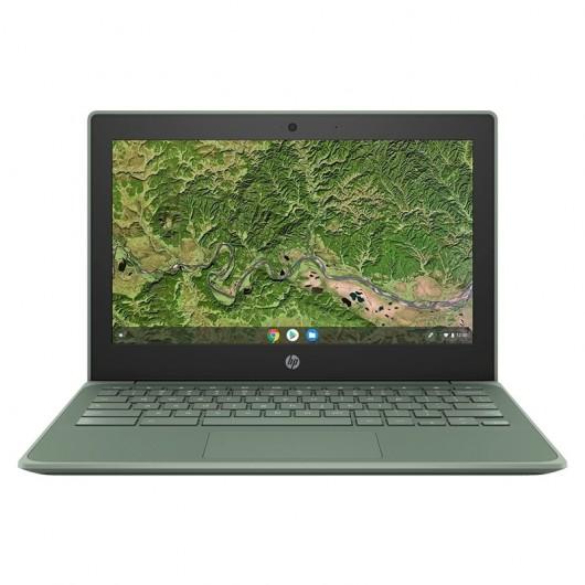 Portatil HP Chromebook 11 G8 EE Celeron N4120 4GB 32eMMC 11.6' Verde salvia