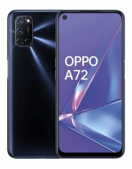 Smartphone Oppo A72 4/128GB Twilight Black - 6.5' 48/16mp dualsim