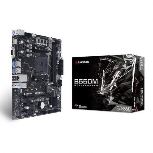 Placa Base Biostar B550MH