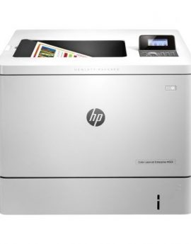 Impresora hp lasercolor enterprise m553n - 38/38ppm - res. 1200x1200 color - lan - 2xusb - usb host - jetintelligence - toner