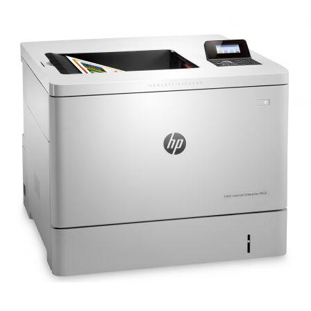 Impresora hp lasercolor enterprise m553dn - 40/40ppm - 1200x1200ppp - duplex - eprint/airprint - usb 2.0 - lan giga 10/100/1000