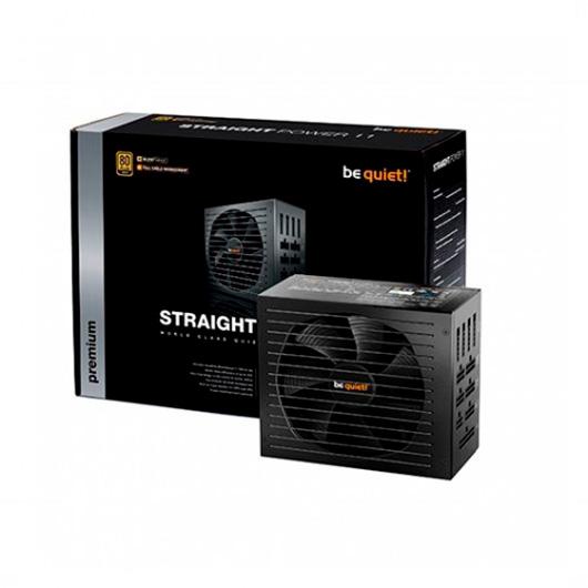 Be Quiet Straight Power 11 Fuente alimentación 850W Modular 80 Plus Gold