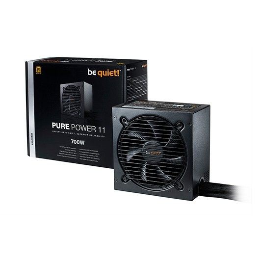 Fuente Alimentacion Be Quiet Pure Power 11 gaming ATX 700W 80plus gold
