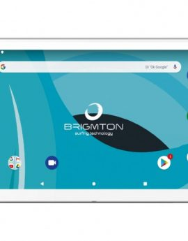 "Tablet Brigmton BTPC 1025 10"" IPS HD 3GB/32GB Blanca"