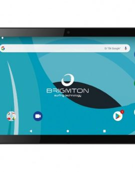 "Tablet Brigmton BTPC 1025 10"" IPS HD 3GB/32GB Negra"
