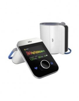 Tensiometro Brazo Braun BUA7200WE Bluetooth Activscan TM9