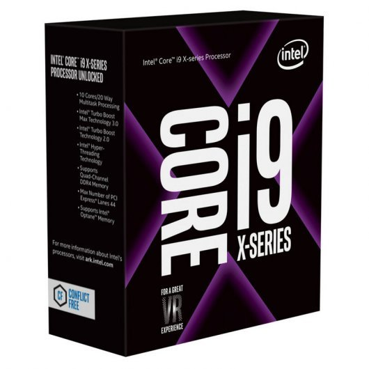 Procesador Intel Core i9-9960X 3.1 GHz BOX