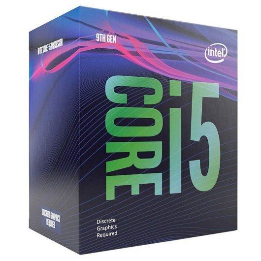 Procesador Intel Core i5-9400F 2.9GHz