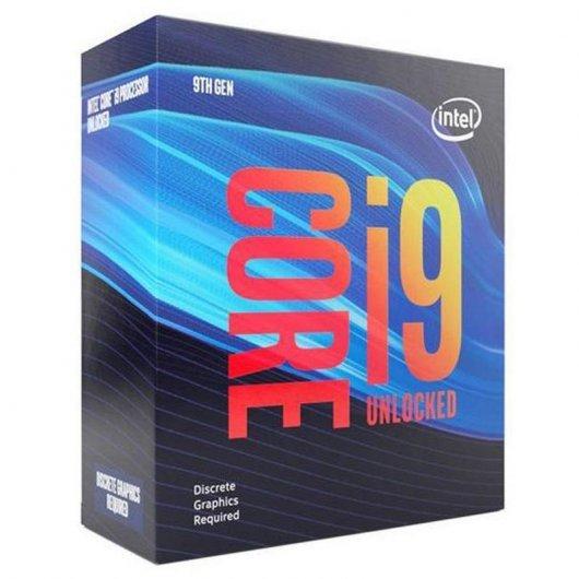 Procesador Intel Core i9-9900KF 3.6 GHz