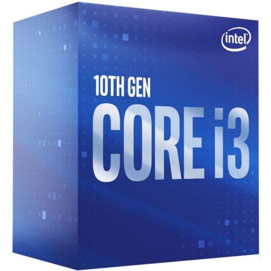 Procesador Intel Core i3-10100F 3.60 GHz