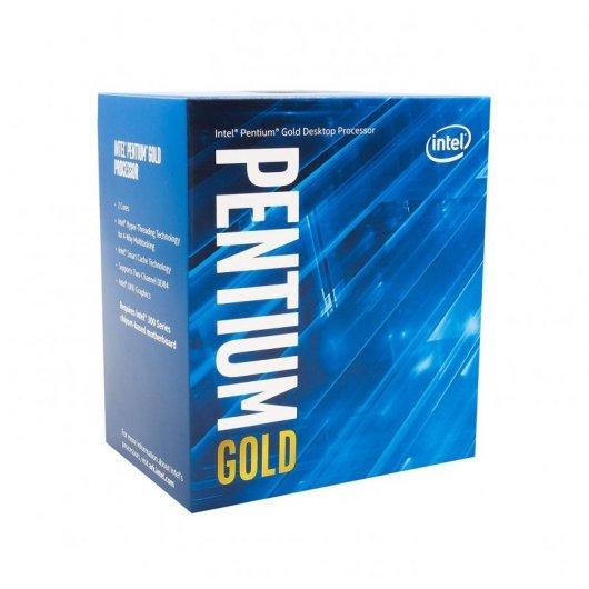 Procesador Intel Pentium Gold G6500 4.10 GHz