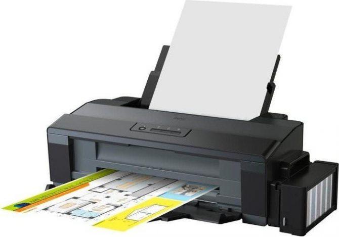 Impresora Epson Et-14000 Ecotank A3