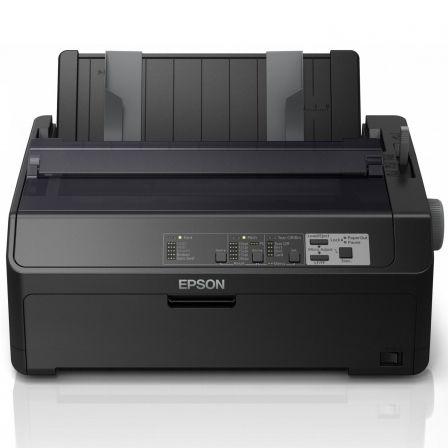 Impresora matricial epson fx-890ii - 80 columnas - agujas 18 (2x9) - velocidad impresión nlq 10 ipc - conectividad usb/ethernet