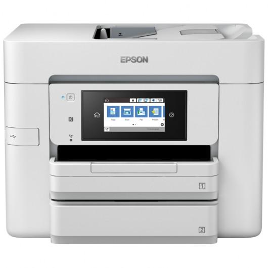 Epson WorkForce Pro WF-4745DTWF Multifunción Inyección Color WiFi NFC Fax Dúplex