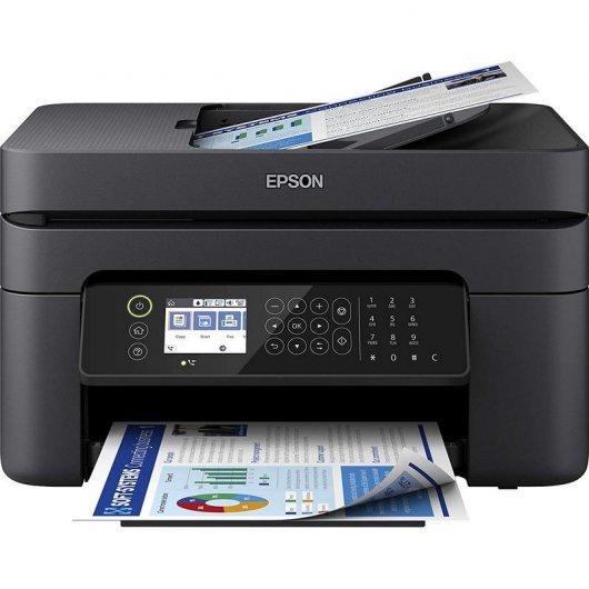 Epson WorkForce WF-2850DWF Multifunción Color WiFi Fax