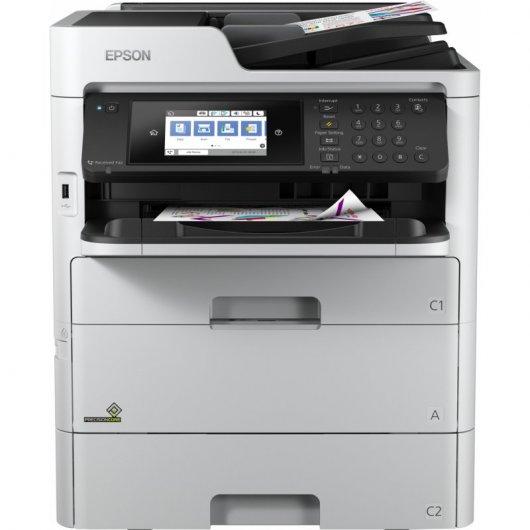 Epson Workforce Pro WF-C579RDTWF Multifunción Color WiFi Fax