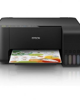 Multifunción recargable color Epson Ecotank L3150 wifi negra