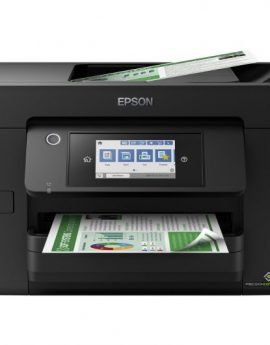 Epson WorkForce Pro WF-4820DWF Multifunción Inyección Color WiFi Fax Dúplex Negra