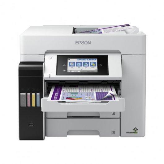Epson EcoTank ET-5880 Multifunción Color WiFi Fax