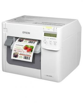 Epson TM-C3500 Impresora inyeccion etiquetas Color