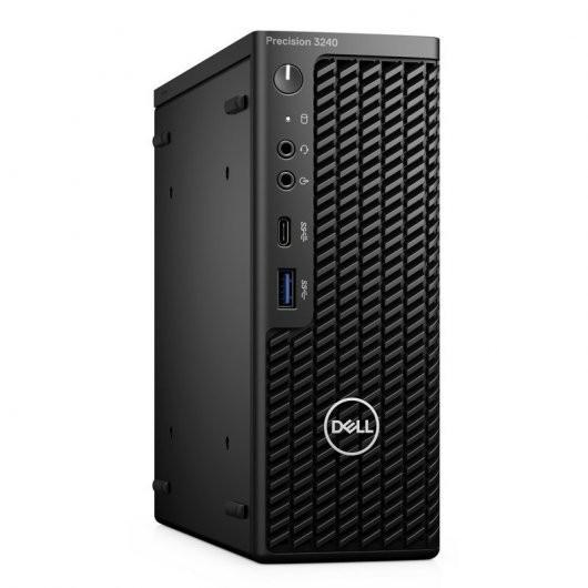 Dell Precision 3240 i7-10700 16GB 512GB SSD Quadro P620 2gb w10pro Negro