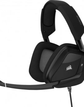 Corsair Void Elite RGB USB Auriculares Gaming 7.1 Gris Carbón