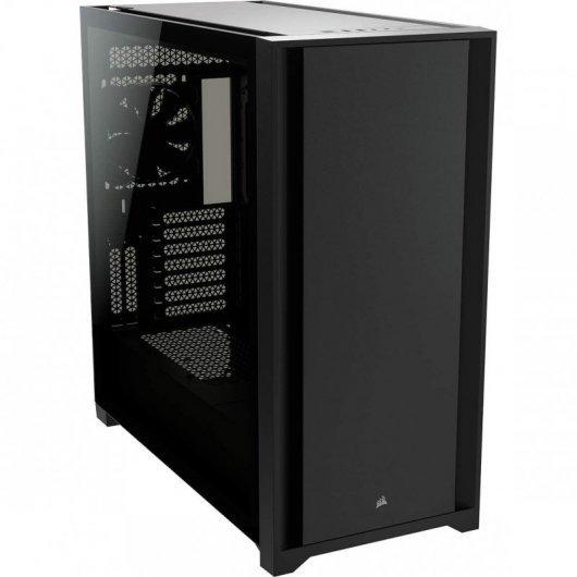 Corsair 5000D Torre ATX Cristal Templado Negra