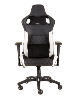 Silla Corsair Gaming T1 Race 2018 Edit. Negra/blanca
