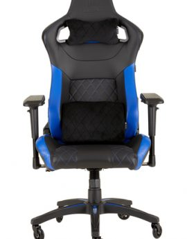 Silla Corsair Gaming T1 Race 2018 Edit. Negra/azul