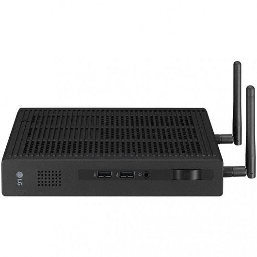 LG CL600N-6A Celeron J4105 4GB 16GB eMMC sin S.O. Negro