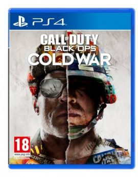 Juego para Consola Sony PS4 Call Of Duty Black Ops Cold War