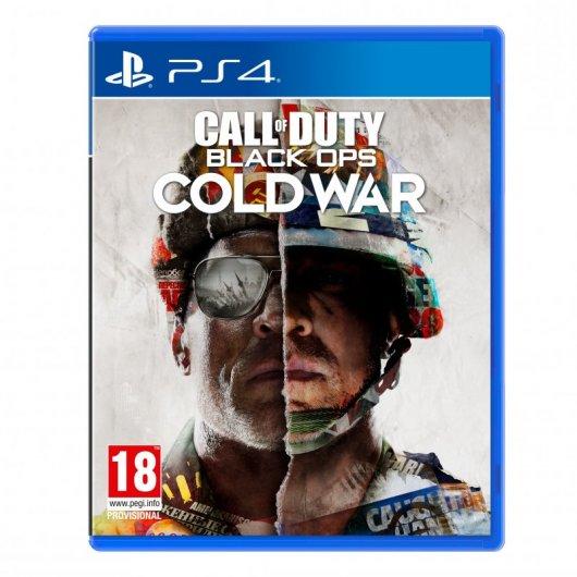 Juego para Consola Sony PS4 Call Of Duty Black Ops Cold War