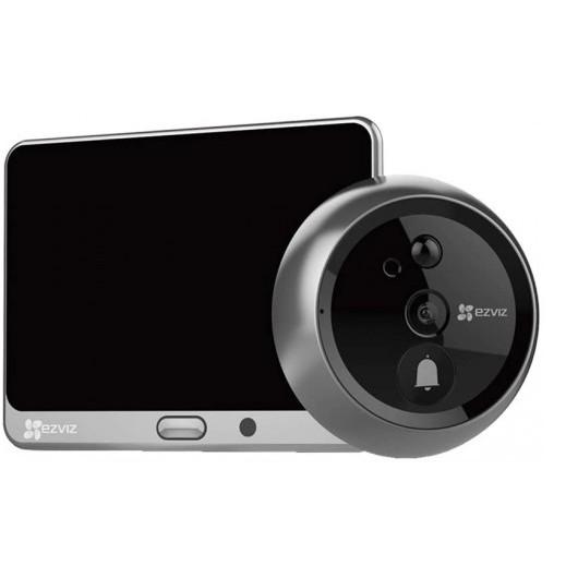 Ezviz DP1C Mirilla Electronica con Detección de Movimiento y Visión Nocturna